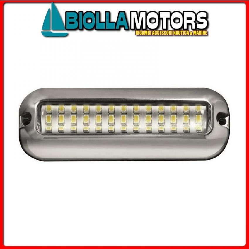 2121317 FARO SUB LED PL SS WHITE< Luce Sottoplancia/Sub LED Pontoon