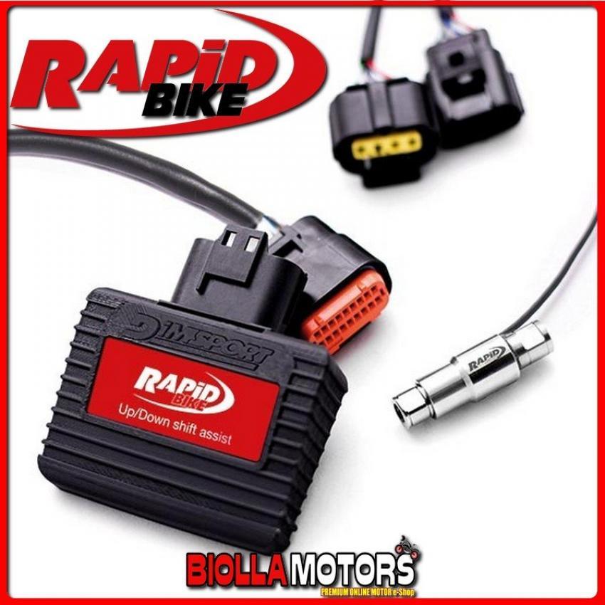 K27-BLIP-005 CAMBIO ELETTRONICO RAPID BIKE SHIFT BMW S 1000 RR 2009-2011
