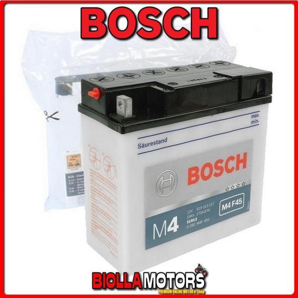 51913 BATTERIE BOSCH BMW R1100R, LT, RS. RT 1100 1994-2001 ...