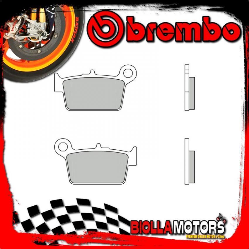 200 2006  2008 Pastiglie Brembo Freno Post 07GR05.CC ALP 4-STROKE EBE