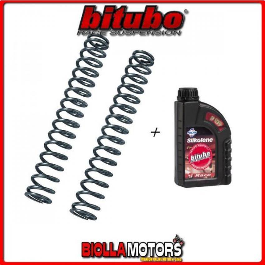 Set Springs Fork Oil silkolene BITUBO Honda CBR 600 RR 2003 2004