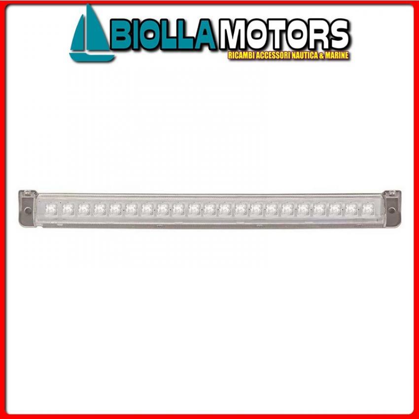 2121323 LUCE STRIP SUB LED BLUE< Luci Sottoplancia/Sub Trim Tab Strip LED