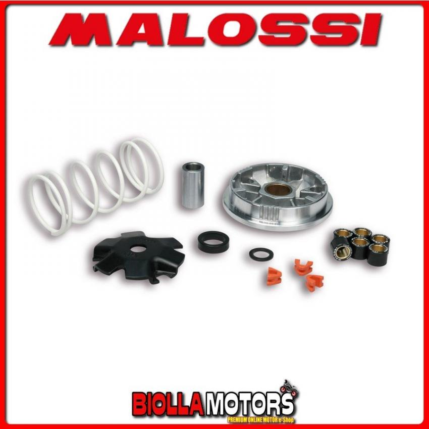 6,0/G, VARIATORE malossi multivar 2000 6/ruote per MBK 50/Booster X//YAMAHA 50/C3//Giggle//Neo S//VOX 4T LC 16/X 13/mm