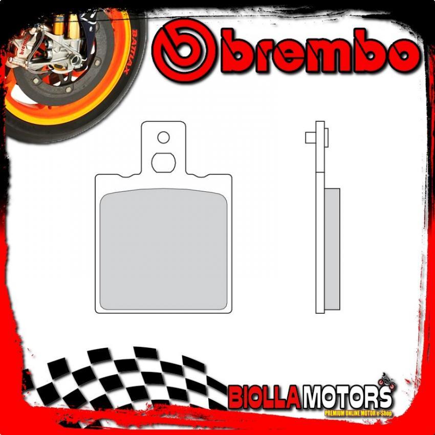 07BB0106 PASTIGLIE FRENO ANTERIORE BREMBO FRIGERIO PUCH CROSS 1985- 250CC [06 - ROAD CARBON CERAMIC]