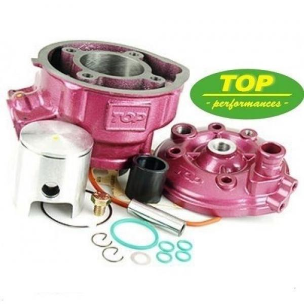 KT00114 GRUPPO TERMICO CILINDRO DR MODIFICA MOTORE 70CC D.49 AM6 YAMAHA DT R//X
