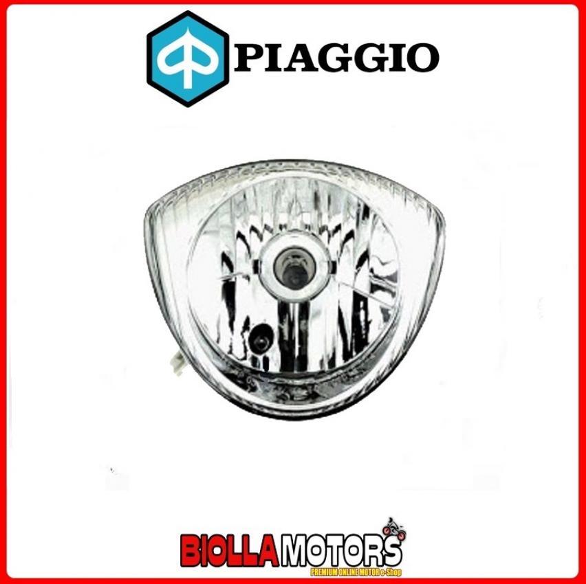 SINGLE 125 2009 FARO FANALE ANTERIORE PIAGGIO LIBERTY 4T DELIVERY