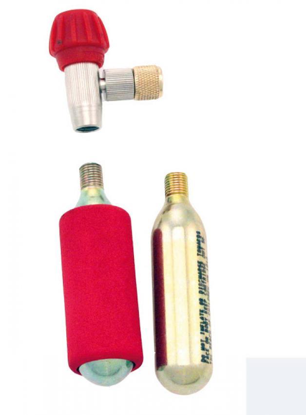 Blister... Bombolette CO2 Barbieri