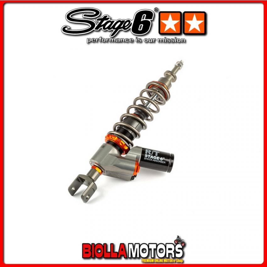 S6-14614011 Ammortizzatore posteriore Stage6 R/T MKII Upside Down Piaggio Zip STAGE6 RT