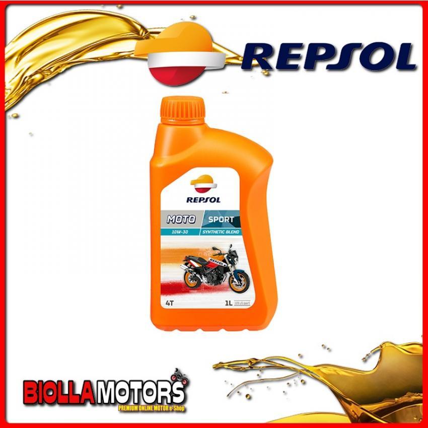 RP180B51IT 1 LITRO OLIO REPSOL MOTO SPORT 4T 10W30 1LT