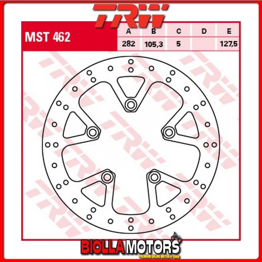 MST462 DISCO FRENO POSTERIORE TRW Triumph 1200 TigerExplorer,ABS 2012- [RIGIDO - ]