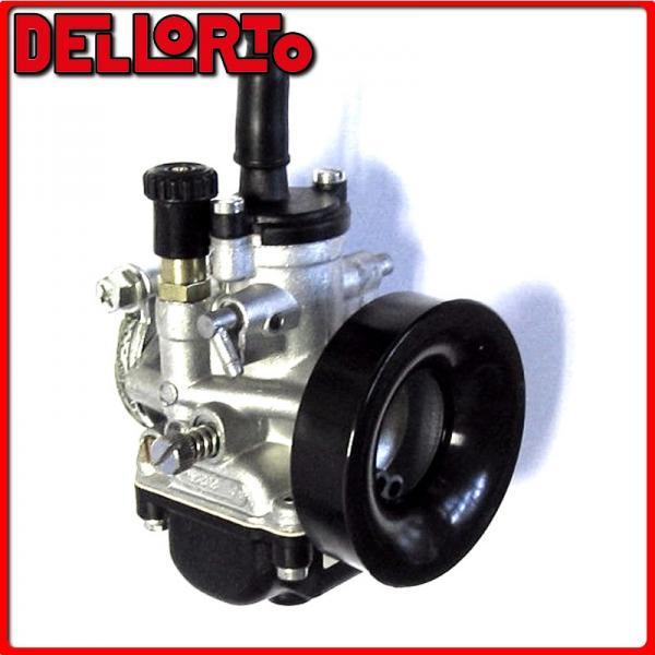 02575x Carburatore Dellorto Phbg 19 Cs 2t Aria Manuale