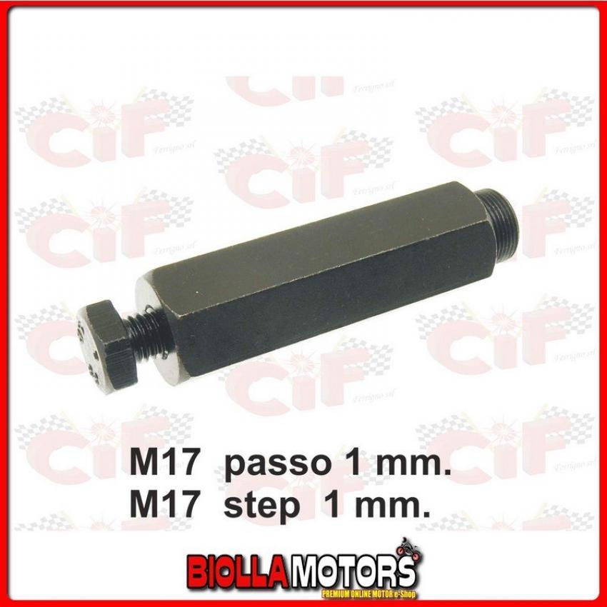 3338 ESTRATTORE VOLANO M17 - PASSO 1 mm PIAGGIO BOSS