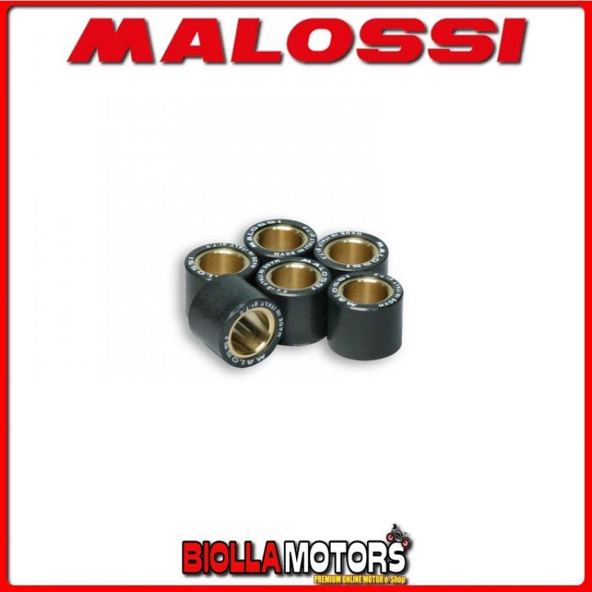 669823.I0 6 KIT ROLLERS MALOSSI 16X13 GR. 5.1