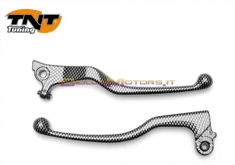 332099 LEVE FRENO TNT carbonio- Aprilia RS fino al 2000