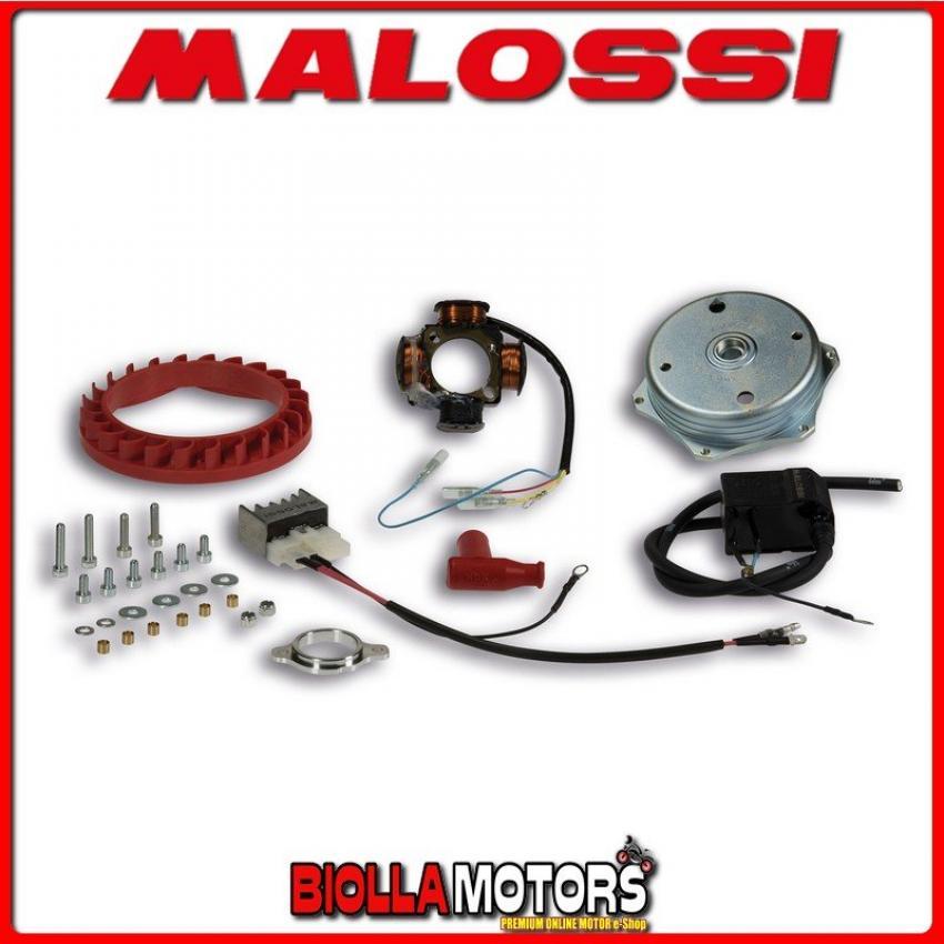 5517192 ACCENSIONE VESPOWER MALOSSI PIAGGIO CIAO 50 - -