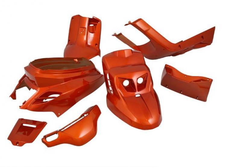 STR-993/OR ESA SET CARENE 5pezzi BOOSTER 2004 arancione