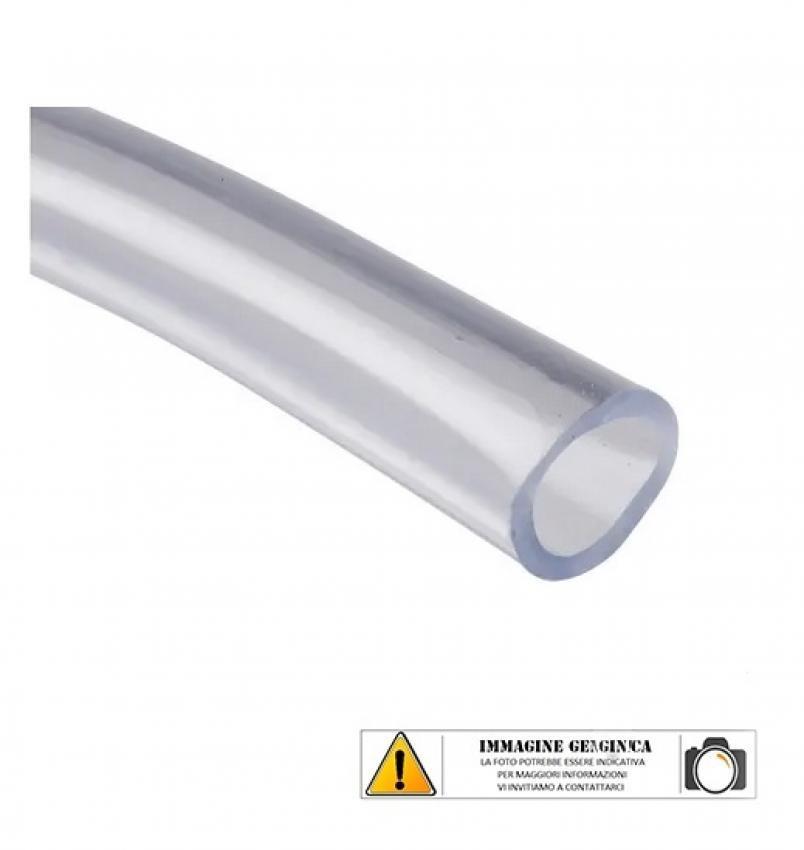 TB05C01.1 TUBO BENZINA D. 5X10 PVC AL METRO (TRASPARENTE)