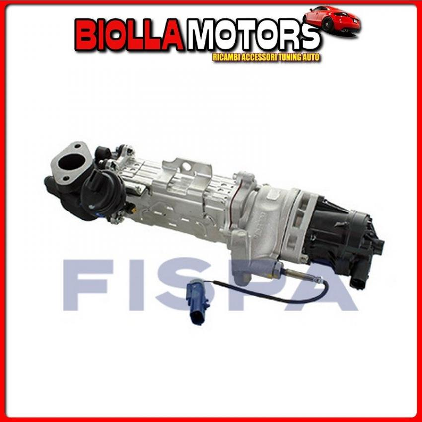 KIT VALVOLA EGR COOLER Jeep Grand Cherokee 3.0L Turbo V6 Diesel 4X2 Limited - 2014 31212064G / K68150056AA / 68150056AE