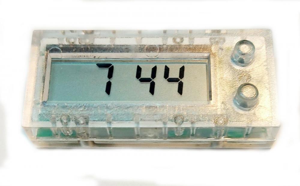AP8212406 OROLOGIO X STRUMENTAZIONE PIAGGIO VESPA S 50 2T NOABS E2 2007 (EMEA)