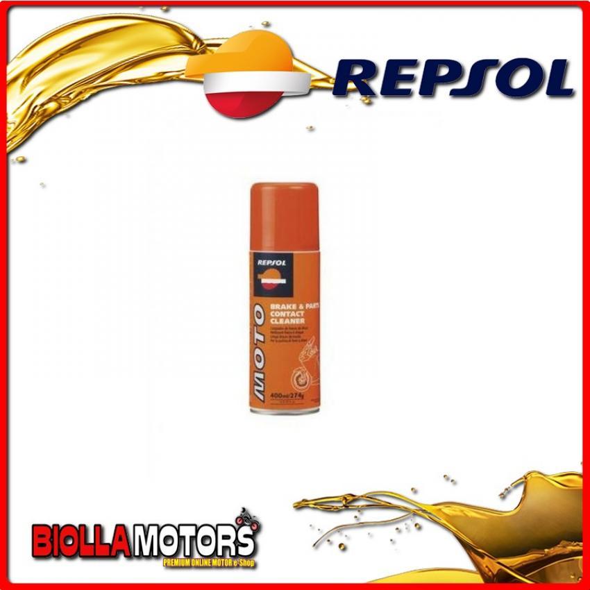 REPSOL71 400ML REPSOL MOTO BRAKE & PARTS CONTACT CLEANER 400ML