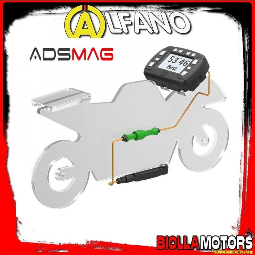 A1005 DISPLAY ALFANO LAP TIMER ADSMAG AUTONOMO PICCOLO MAGNETICO