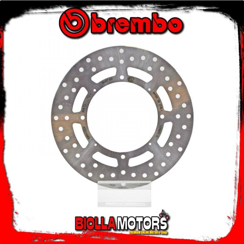68B40769 DISCO FRENO ANTERIORE BREMBO HONDA CR R 1992-1994 125CC FISSO