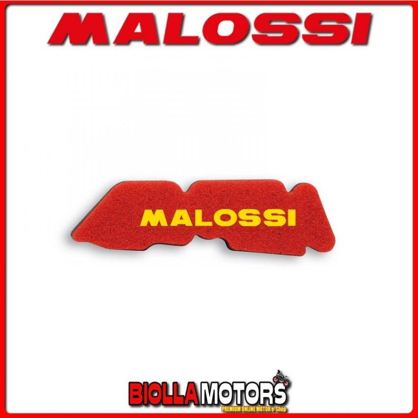 1414497 SPUGNA FILTRO ARIA MALOSSI DERBI ATLANTIS - BULLET 50 2T 2003-> DOPPIO STRATO DOUBLE RED SPONGE PER FILTRO ORIGINALE -