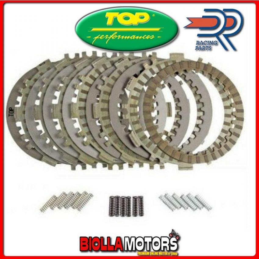 9930880 CLUTCH DISCS TOP WITH RACING SPRINGS Yamaha T-Max 59C 530 2012