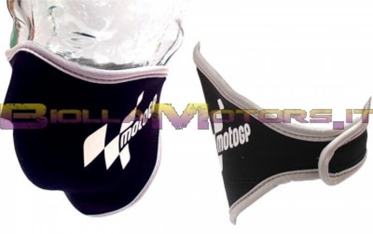 MGPNEOBK MASCHERE NEO MotoGP, classico nero / GRIGIO