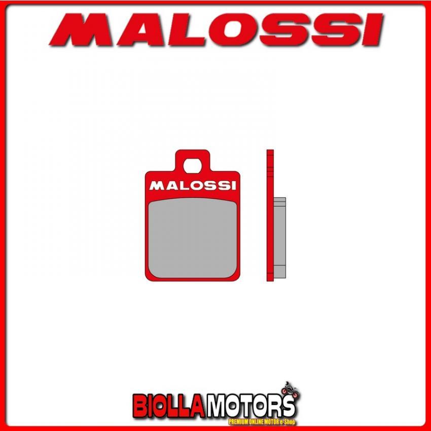 6215006BR COPPIA PASTIGLIE FRENO MALOSSI Posteriori WT MOTORS KAYMAN WT 150 4T (1P57QMJ) MHR Posteriori