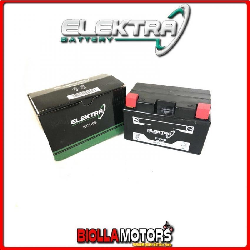 YTZ10S-BS BATTERIA ELEKTRA 12V 8,6AH HONDA CBR600FS/SX 600 2013- 246650042 YTZ10SBS