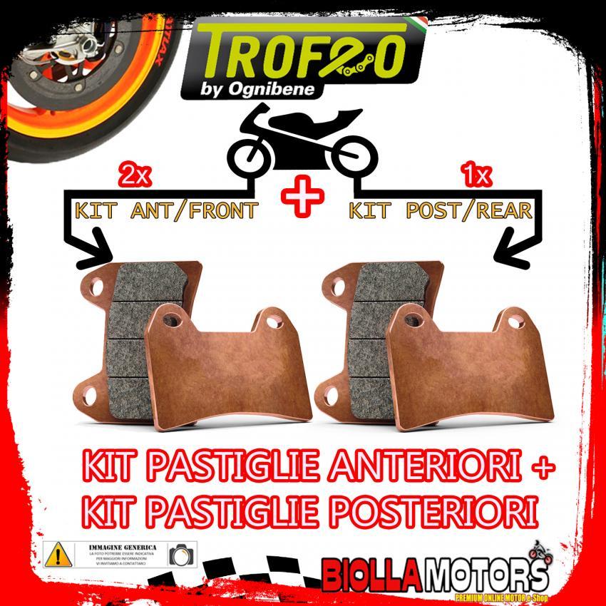 Pastiglie forcella ruota anteriore moto protettiva anti-incidente per 1050 1190 Adventure R