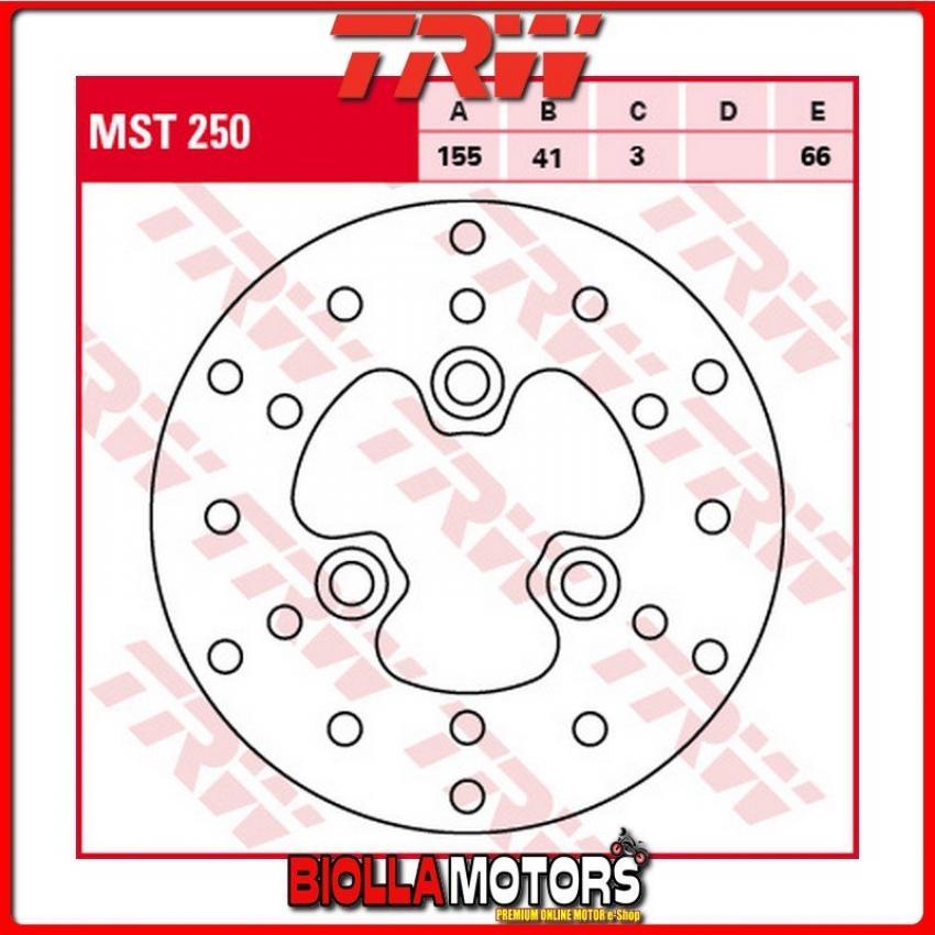MST250 DISCO FRENO ANTERIORE TRW Garelli 50 Big-Racing 1994- [RIGIDO - ]