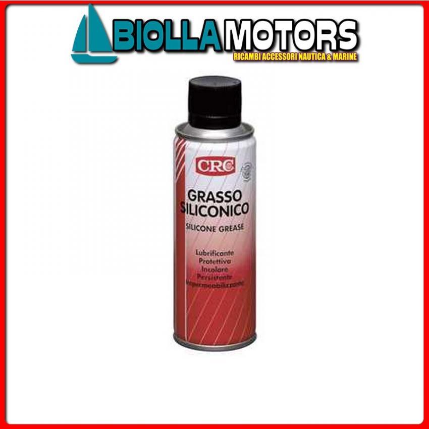 5706551 CRC GRASSO AL SILICONE SPRAY 400ML CRC Grasso Siliconico Spray