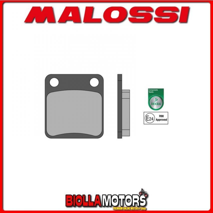 MALOSSI 6216890 PASTIGLIE FRENO POSTERIORI SPORT HONDA SW-T 400 4T LC euro 3