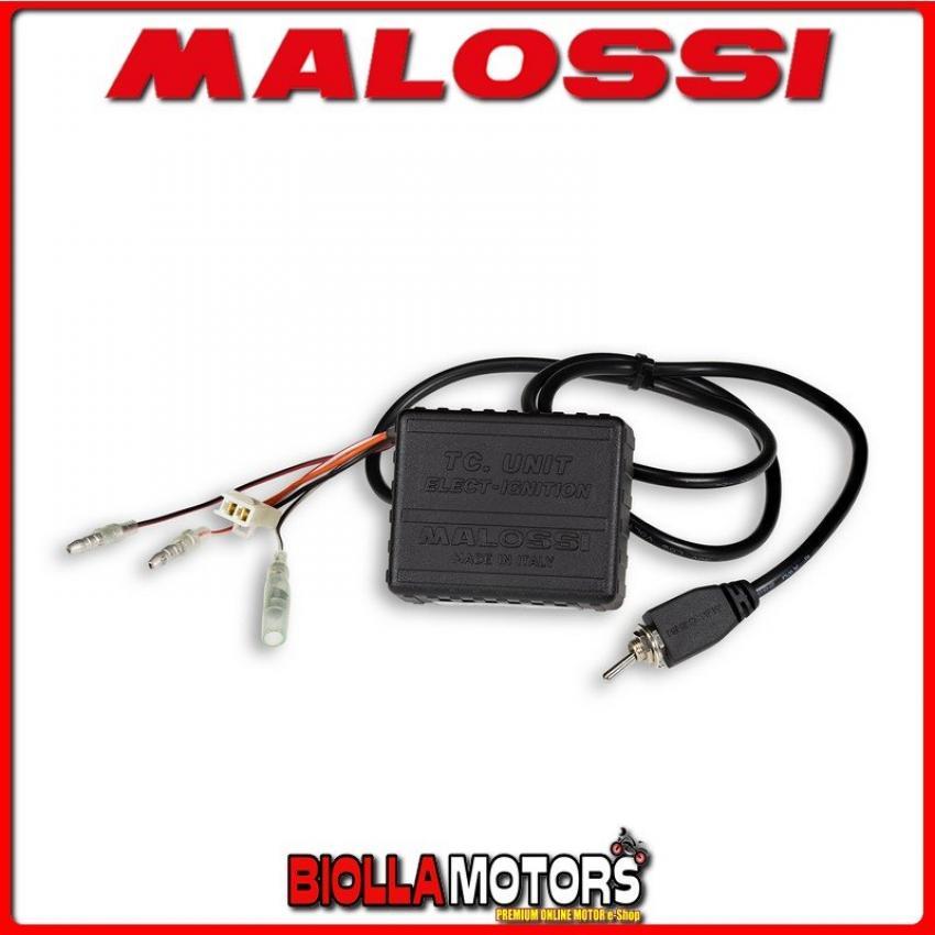 558676 Centralina MALOSSI TC UNIT GARELLI SR 50 2T RPM CONTROL -