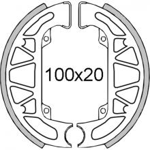 225120301 GANASCE FRENO RMS PIAGGIO ZIP BIMODALE 50 1994/1997 BMZ1T