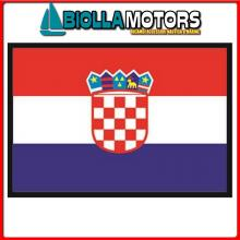 3400440 BANDIERA CROAZIA 40X60CM Bandiera Croazia