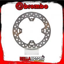 68B40786 DISCO FRENO POSTERIORE BREMBO HM CR E SUPERMOTARD 2000-2001 125CC FISSO