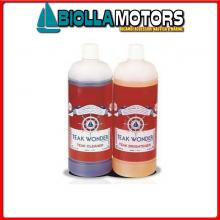 5735305 TEAK WODER OLIO COMBO PACK 2x1L Teak WODER OLIO Combo Pak