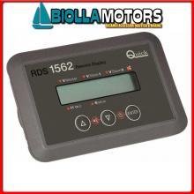 2011008 RDS REMOTE DISPLAY 1560 Q Pannello Remoto per Caricabatterie NRG+ Medium e Hi Power