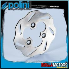 175.0057 DISCO FRENO POLINI GARELLI PONY 50 RACING - SR D.155