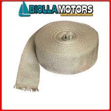 3320055 NASTRO ISOLANTE CERAMIC FIBER H50 25M Nastro Isolante Ceramico per Alte Temperature