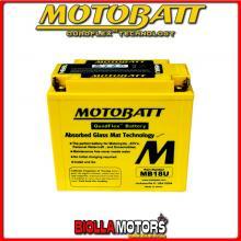 MB18U BATTERIA YB18-A ARCTIC CAT 500cc & Over - 1991-2001 MOTOBATT YB18A