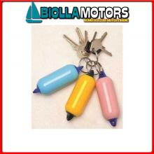 5814803 KEY HOLDER F1 YELLOW FLUO Portachiavi Galleggianti Parabordi Fluo