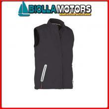 3017458 INWOOD VEST EVO GREY 3XL SLAM Slam Inwood Evo Vest