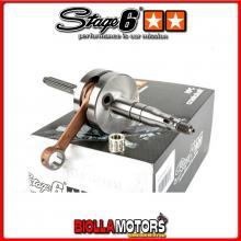 S6-8016805/12 ALBERO MOTORE STAGE6 HPC MKII BIELLA 80 SP. 12 MINARELLI VERTICALE