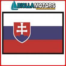 3403730 BANDIERA SLOVAKIA 30X45CM Bandiera Slovacchia
