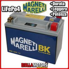 MM-ION-12 BATTERIA LITIO 12V 24AH MAGNETI MARELLI YTX20L-BS LiFePo4 YTX20LBS MOTO SCOOTER QUAD CROSS
