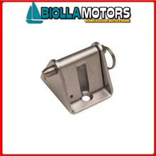 1136010 CHAIN STOP 10/12 INOX Bloccacatena Chain Stopper